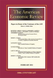 3.American Economic Review