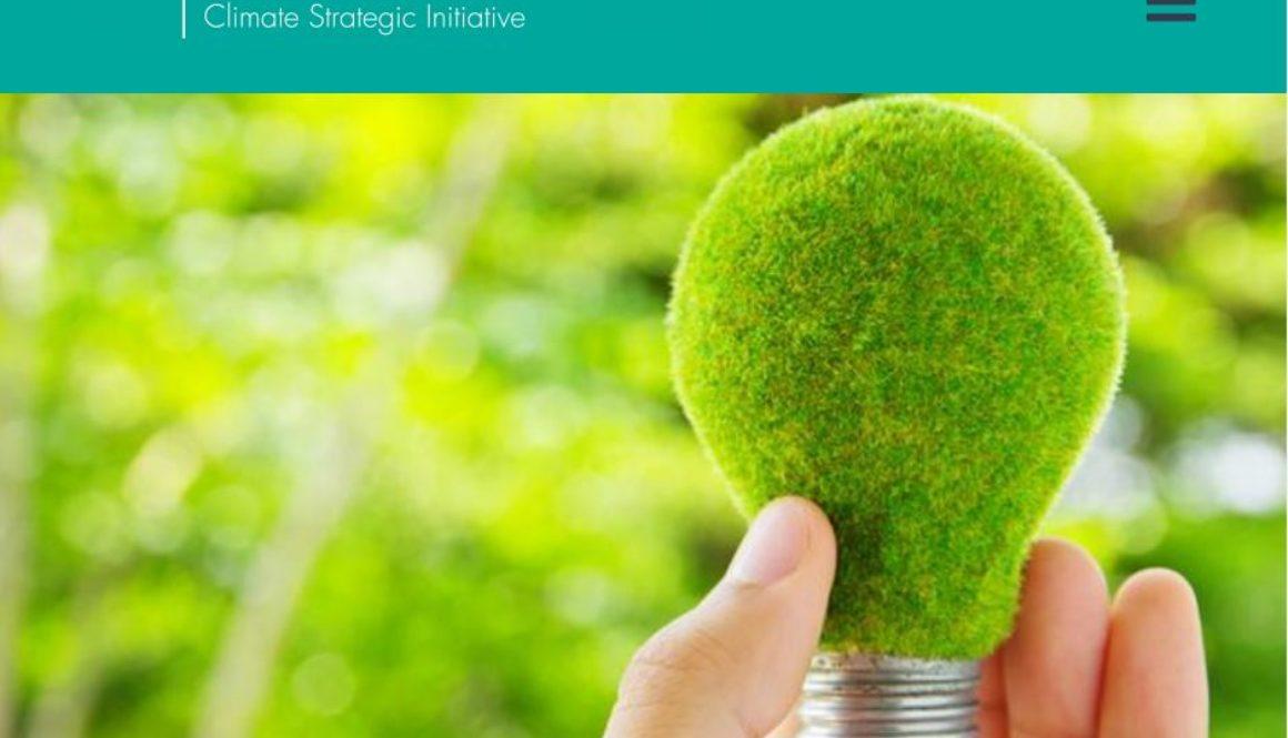 Climate Strategic Initiative