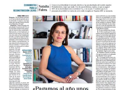 Foto Natalia El Mundo